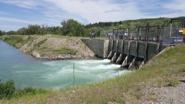 US St. Mary Diversion Dam